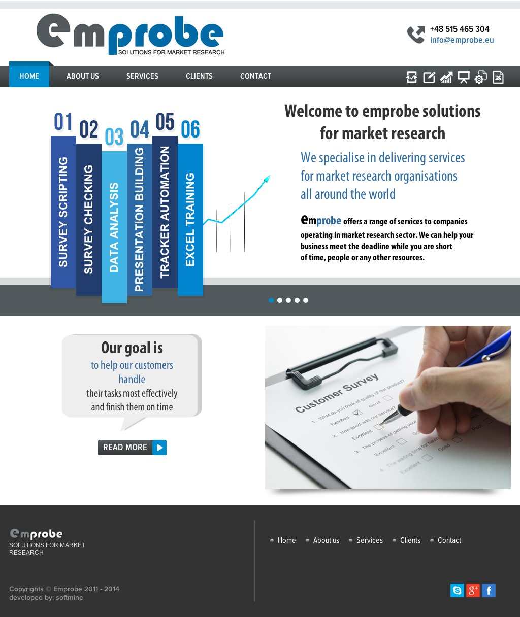 Solutions for market research | Emprobe